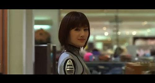 Cảnh trong phim Bạn gái tôi là người máy - 1