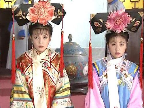 Cảnh trong phần 1 của phim Hoàn Châu cách cách