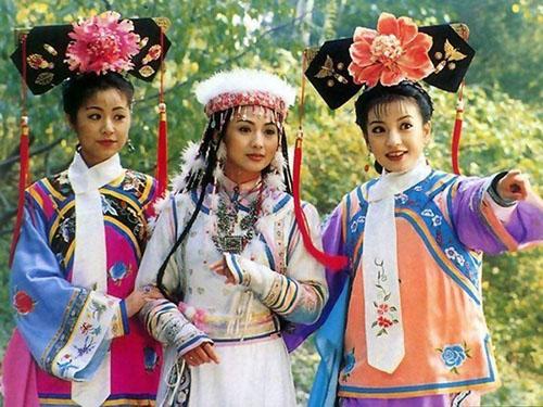 Cảnh trong phần 2 của phim Hoàn Châu cách cách