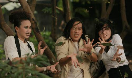 Cảnh trong phim Bóng Ma Học Đường - 1