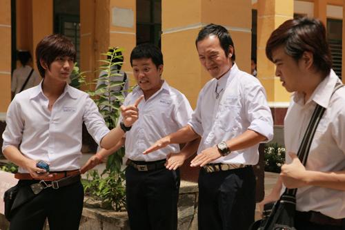 Cảnh trong phim Bóng Ma Học Đường - 5