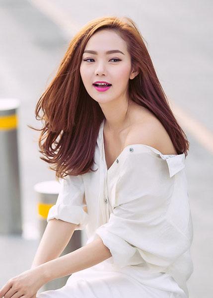 Chiêm ngưỡng vẻ đẹp quyến rũ, gợi cảm theo thời gian của Minh Hằng - 15