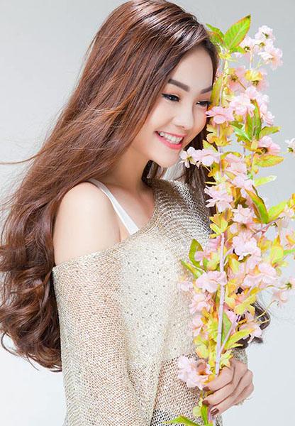 Chiêm ngưỡng vẻ đẹp quyến rũ, gợi cảm theo thời gian của Minh Hằng - 20