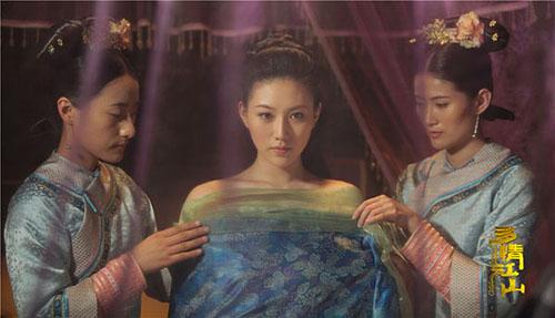 Cảnh trong phim Đa Tình Giang Sơn - 3