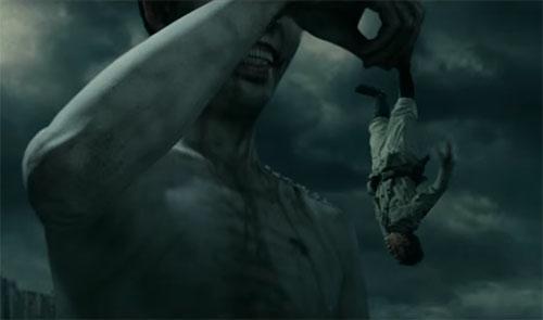 Cảnh trong phần 1 của phim Đại chiến Titan - 1