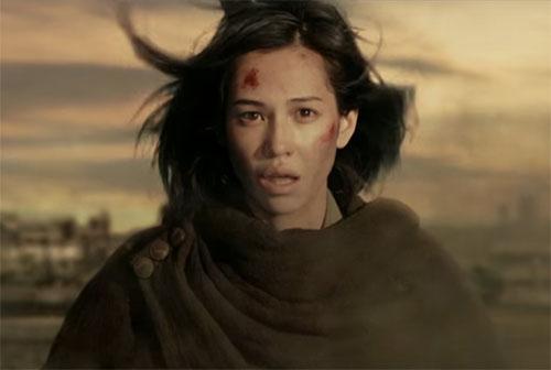 Cảnh trong phần 1 của phim Đại chiến Titan - 3
