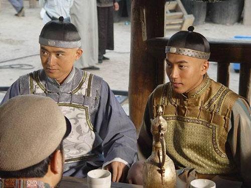 Cảnh trong phim Đại Thanh Huy Thương - 1