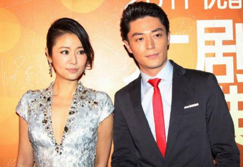 Vợ chồng Lâm Tâm Như - Hoắc Kiến Hoa
