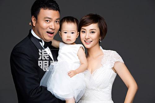 Gia đình Lưu Viên Viên