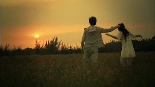 Cảnh trong MV Người vô hình
