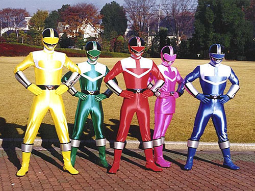 Cảnh trong phim Mirai Sentai Timeranger - 1