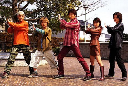 Cảnh trong phim Mirai Sentai Timeranger - 2