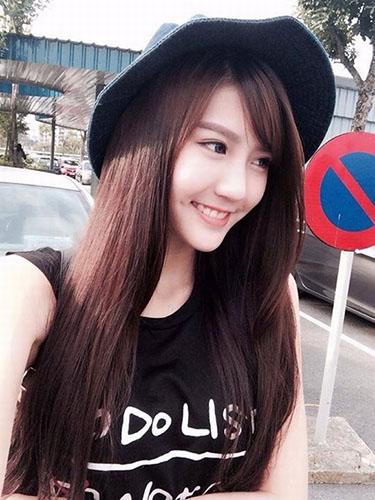Ngắm hot girl trà sữa Malaysia Joyce Chu cực kỳ đáng yêu - 12