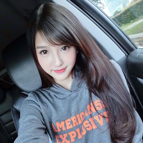 Ngắm hot girl trà sữa Malaysia Joyce Chu cực kỳ đáng yêu - 8