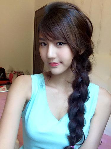 Ngắm hot girl trà sữa Malaysia Joyce Chu cực kỳ đáng yêu - 9