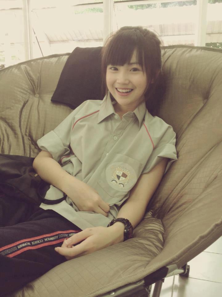 Ngắm thiên thần Thái Lan Pimlapas Suraphan cực kỳ cute và dễ thương - 1