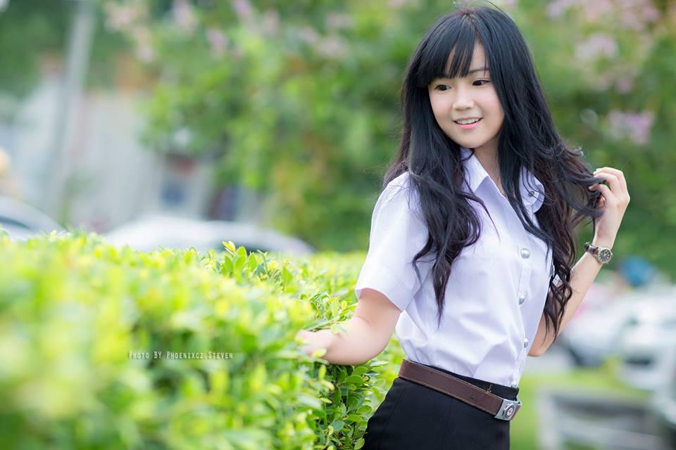 Ngắm thiên thần Thái Lan Pimlapas Suraphan cực kỳ cute và dễ thương - 10
