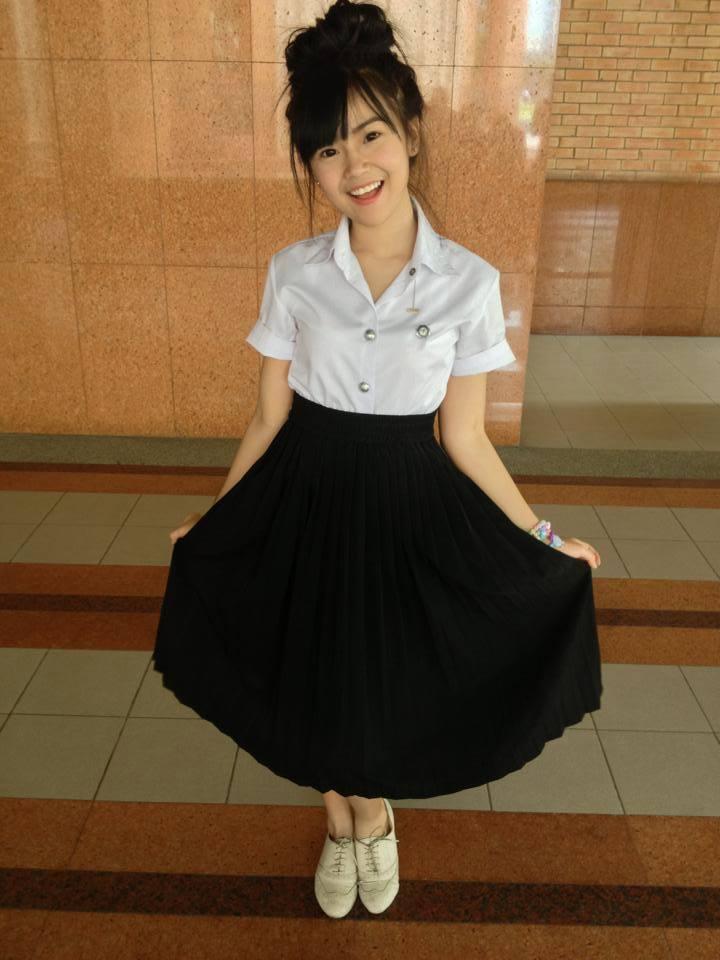 Ngắm thiên thần Thái Lan Pimlapas Suraphan cực kỳ cute và dễ thương - 12