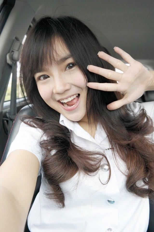 Ngắm thiên thần Thái Lan Pimlapas Suraphan cực kỳ cute và dễ thương - 14