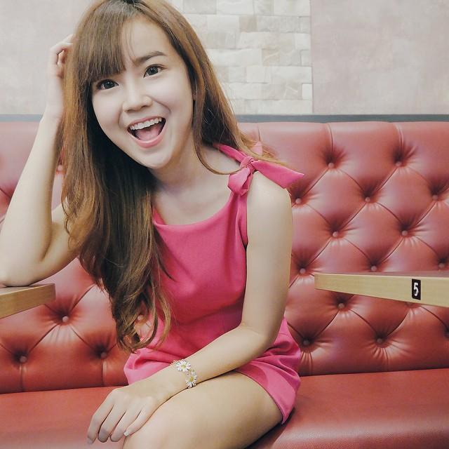 Thiên thần Thái Lan Pimlapas Suraphan cực kỳ xinh và dễ ...
