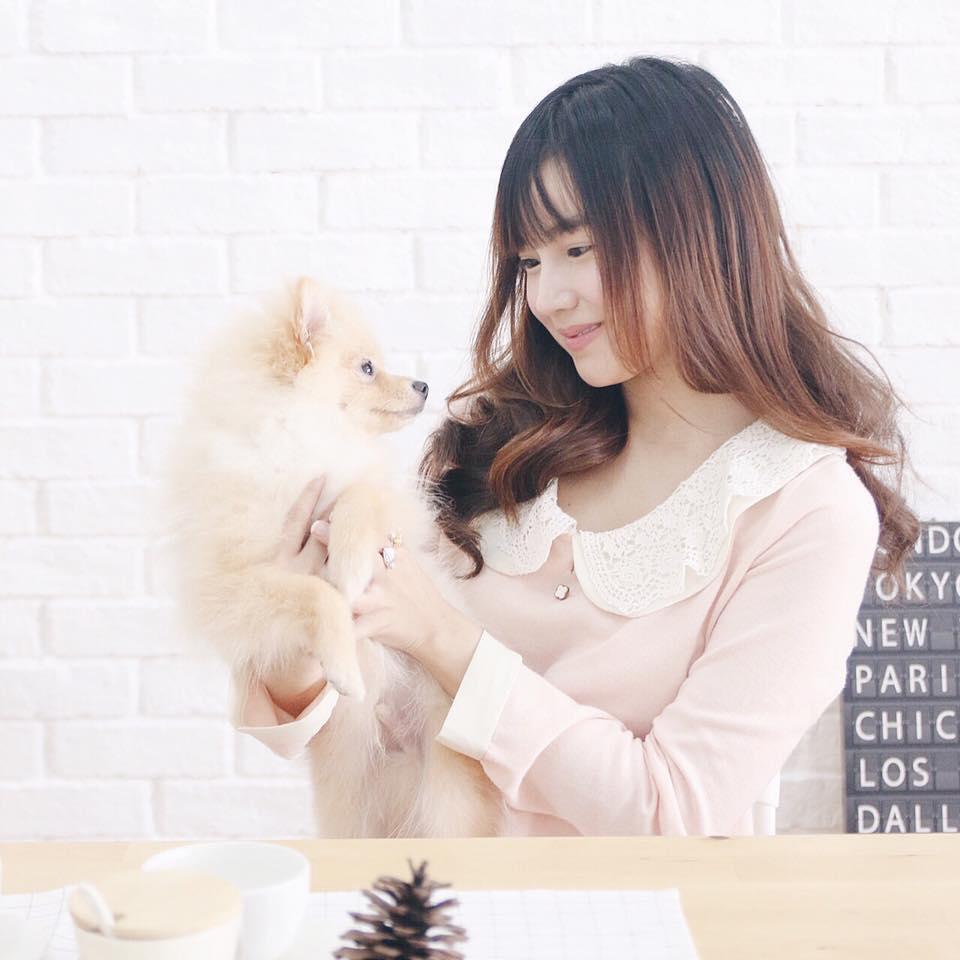 Ngắm thiên thần Thái Lan Pimlapas Suraphan cực kỳ cute và dễ thương - 18