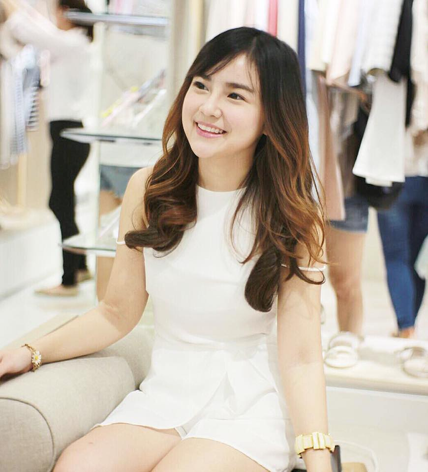 Ngắm thiên thần Thái Lan Pimlapas Suraphan cực kỳ cute và dễ thương - 19