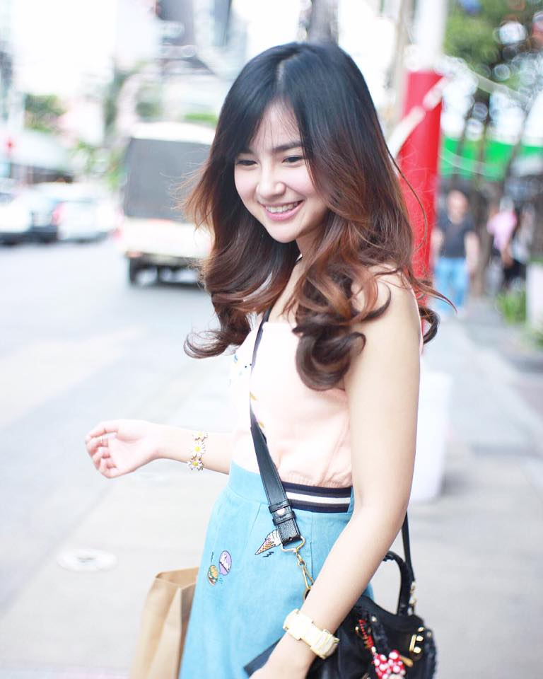 Ngắm thiên thần Thái Lan Pimlapas Suraphan cực kỳ cute và dễ thương - 20