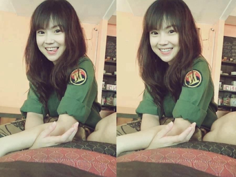 Ngắm thiên thần Thái Lan Pimlapas Suraphan cực kỳ cute và dễ thương - 3