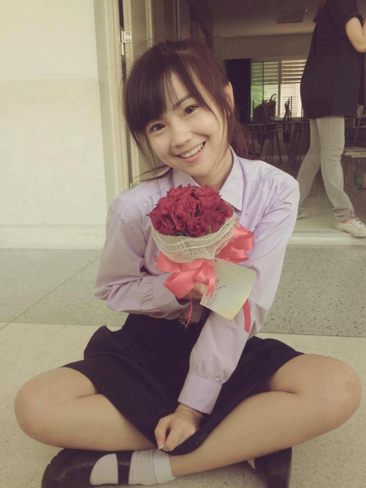 Ngắm thiên thần Thái Lan Pimlapas Suraphan cực kỳ cute và dễ thương - 7