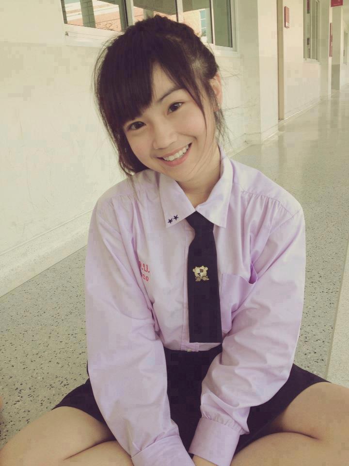 Ngắm thiên thần Thái Lan Pimlapas Suraphan cực kỳ cute và dễ thương - 8