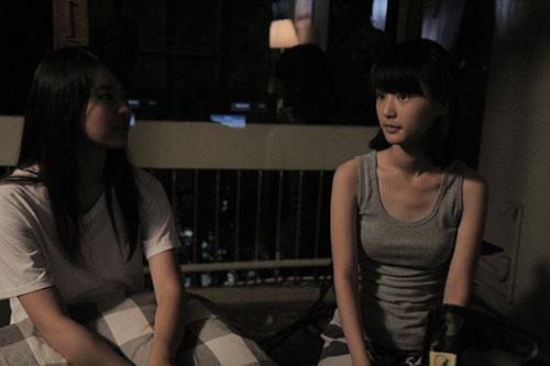 Cảnh trong phim Ngôi trường ma ám - 3