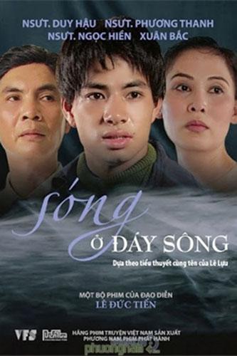 Poster của phim Sóng ở đáy sông