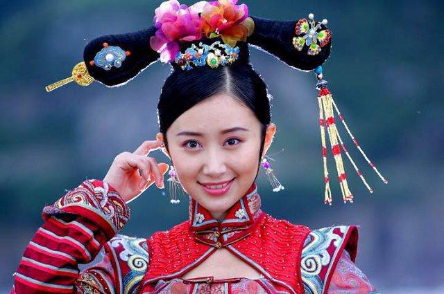 Tạo hình Kiến Ninh công chúa trong Tân lộc đỉnh ký 2008