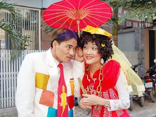Vân Dung trong phim hài Tết Tiền ơi!