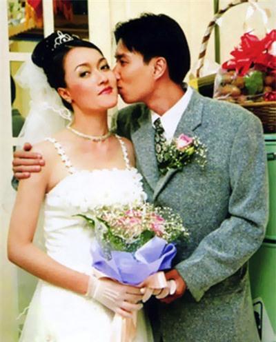 Ảnh cưới của vợ chồng Nghệ sĩ Vân Dung