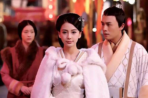 Cảnh trong phim Vân Trung Ca
