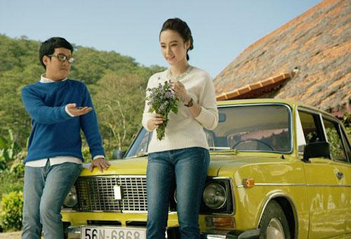 Cảnh trong phim Taxi, em tên gì?