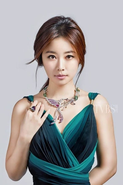 Chiêm ngưỡng vẻ đẹp ngọt ngào của Lâm Tâm Như - 9