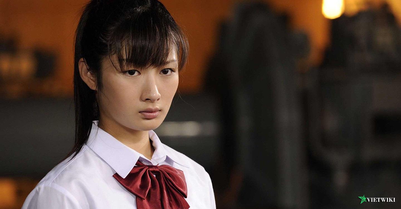 Cảnh trong phim Cô Gái Karate - 1