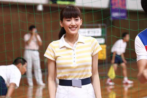 Cảnh trong phim Cô giáo bóng chuyền - 2