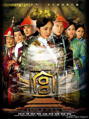 Poster của phim Cung tỏa tâm ngọc