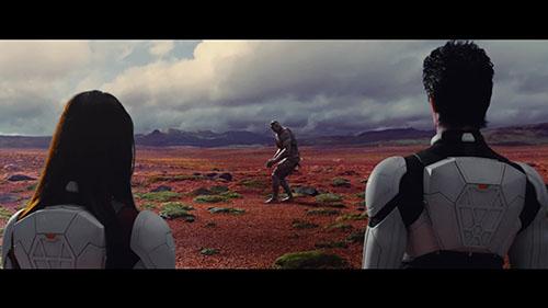 Cảnh trong phim Cuộc chiến trên Sao Hỏa - 2