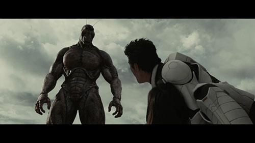 Cảnh trong phim Cuộc chiến trên Sao Hỏa - 3