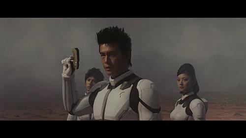 Cảnh trong phim Cuộc chiến trên Sao Hỏa - 5