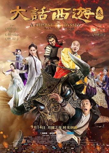 Poster của phim Đại thoại Tây Du 3