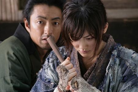 Cảnh trong phim Nữ kiếm sĩ mù xinh đẹp - 2
