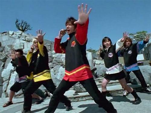 Cảnh trong phim Hyakujuu Sentai Gaoranger - 2