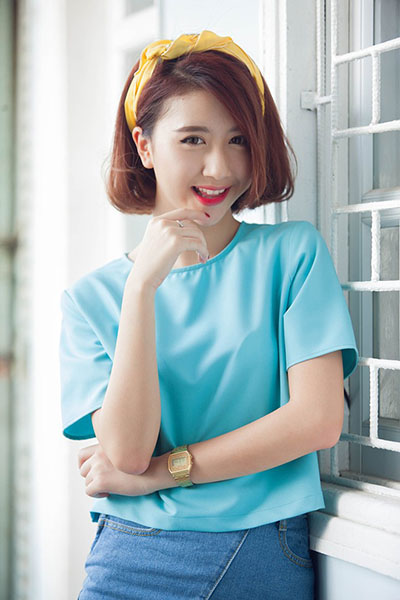 Ngắm hot girl Quỳnh Anh Shyn cực kỳ xinh xắn và dễ thương - 13