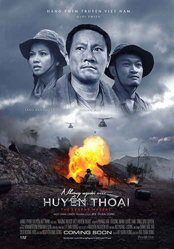 Poster của phim Những người viết huyền thoại