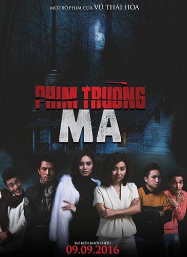 Poster của phim Phim trường ma